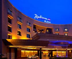 Radisson Blu Plaza ,Delhi Airport